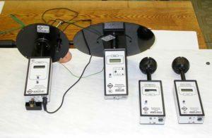 Оценка влияния некоторых кактусовых на электромагнитную безопасность рабочих мест с ПЭВМ. II