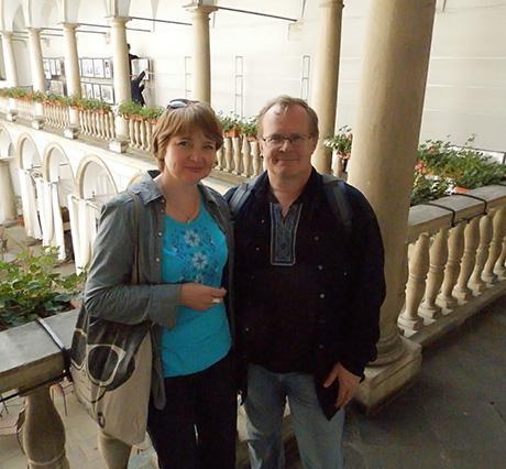 Ивановы Елена и Владимир